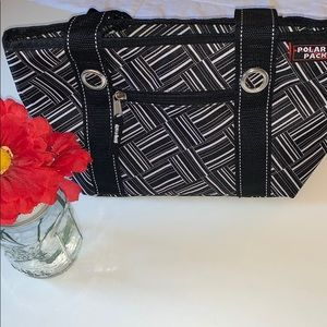 NWT. Polar pack insulated tote cooler